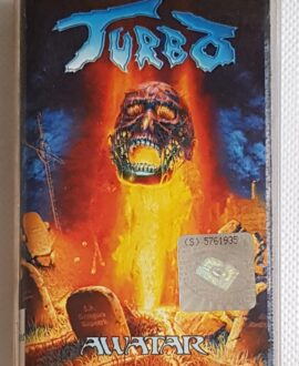 TURBO AWATAR audio cassette