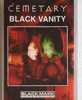 CEMETARY BLACK VANITY audio cassette