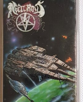 NOCTURNUS THRESHOLDS audio cassette
