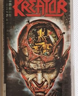 KREATOR COMA OF SOULS audio cassette