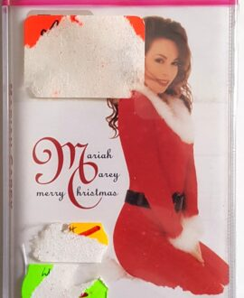 MARIAH CAREY MERRY CHRISTMAS audio cassette