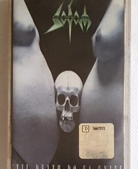 SODOM 'TILL DEATH TO US UNITE audio cassette