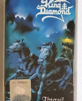 KING DIAMOND ABIGAIL audio cassette