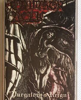 CRIMSON RELIC PURGATORY'S REIGN audio cassette