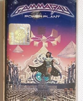 GAMMA RAY POWER PLANT audio cassette