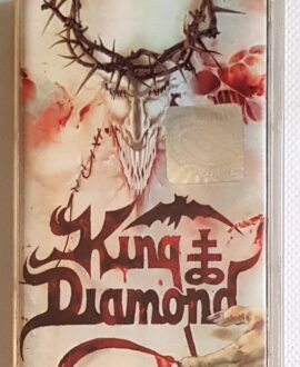 KING DIAMOND HOUSE OF GOD audio cassette