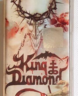 KING DIAMOND HOUSE OF GOD audio cassette