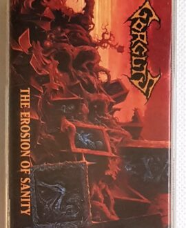 GORGUTS THE EROSION OF SANITY audio cassette