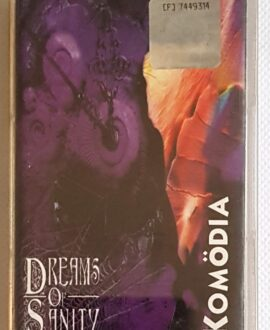 DREAMS OF SANITY KOMODIA audio cassette