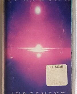 ANATHEMA JUDGEMENT audio cassette