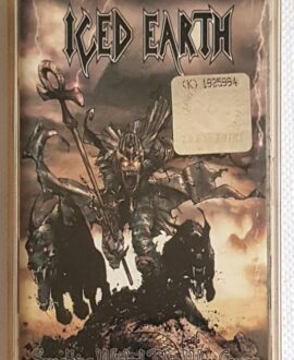 ICED EARTH SOMETHING WICKED THIS WAY COMES audio cassette