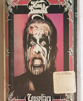 KING DIAMOND CONSPIRACY audio cassette