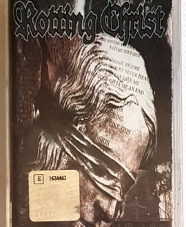 ROTTING CHRIST A DEAD POEM audio cassette