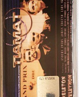 TIAMAT SKELETON SKELETRON audio cassette