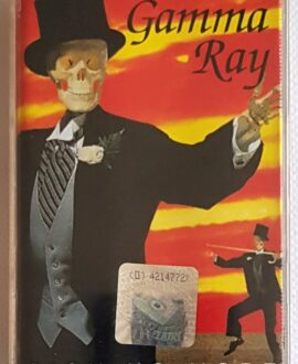 GAMMA RAY SIGH NO MORE audio cassette