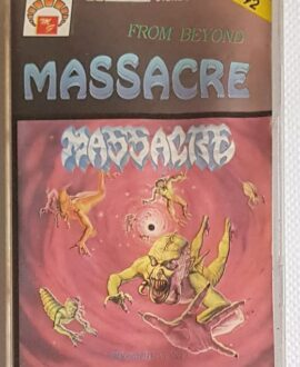 MASSACRE FROM BEYOND audio cassette