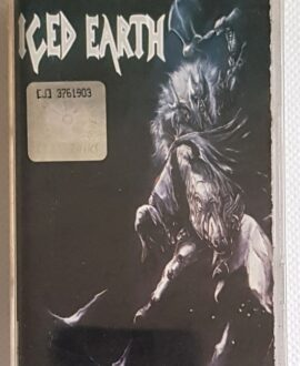 ICED EARTH NIGHT OF THE STORMRIDER audio cassette