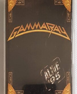 GAMMA RAY ALIVE '95 audio cassette