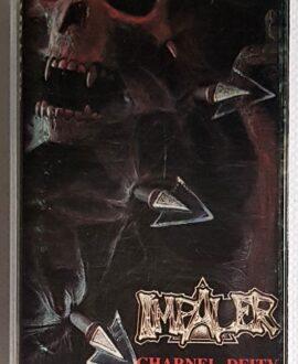 IMPALER CHARNEL DEITY audio cassette