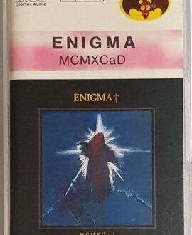 ENIGMA MCMXCaD  audio cassette