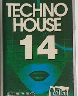 TECHNO HOUSE 14 ACE OF BASE, CARDENIA..audio cassette