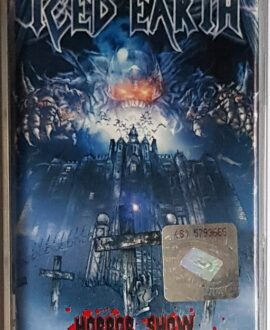 ICED EARTH HORROR SHOW audio cassette