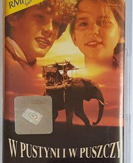 W PUSTYNI I W PUSZCZY SOUNDTRACK audio cassette