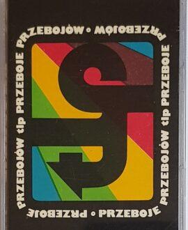 PRZEBOJE PRZEBOJÓW TLP SALON GIER, FABRYKA MAŁP.. audio cassette