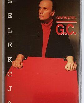 OBYWATEL G.C. SELEKCJA audio cassette