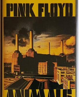 PINK FLOYD ANIMALS CBS audio cassette