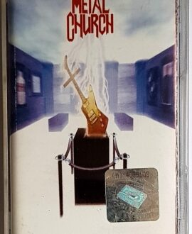 METAL CHURCH MASTERPEACE audio cassette