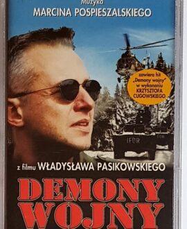 DEMONY WOJNY SOUNDTRACK audio cassette