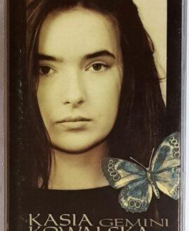 KASIA KOWALSKA GEMINI audio cassette