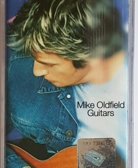 MIKE OLDFIELD GUITARS audio cassette