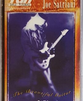 JOE SATRIANI THE BEAUTIFUL GUITAR audio cassette