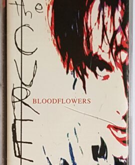THE CURE BLOODFLOWERS audio cassette