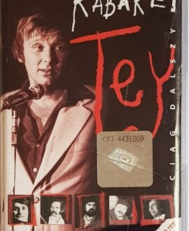 KABARET TEY CIĄG DALSZY audio cassette