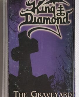 KING DIAMOND THE GRAVEYARD audio cassette