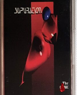 SUPURATION THE CUBE audio cassette