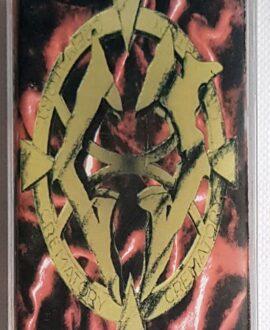 CREMATORY CREMATORY audio cassette