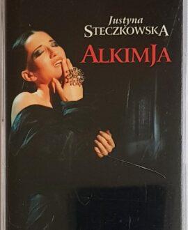 JUSTYNA STECZKOWSKA ALKIMJA audio cassette
