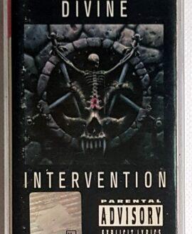 SLAYER DIVINE INTERVENTION audio cassette