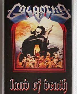 GOLGOTHA LAND OF DEATH audio cassette