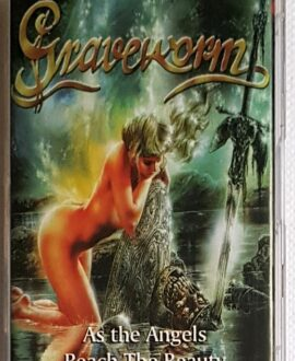 GRAVEVORM AS THE ANGELS REACH THE BEAUTY audio cassette