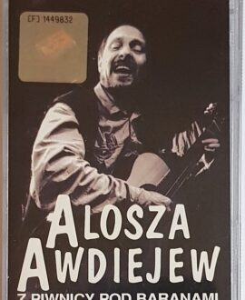ALOSZA AWDIEJEW THE BEST audio cassette