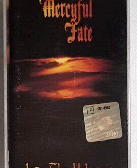 MERCYFUL FATE INTO THE UNKNOWN audio cassette