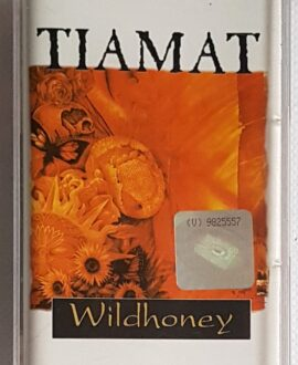 TIAMAT WILDHONEY audio cassette