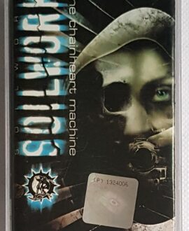 SOILWORK THE CHAINHEART MACHINE audio cassette