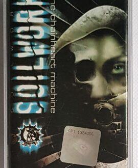 SOILWORK THE CHAINHEART MACHINE audio cassette