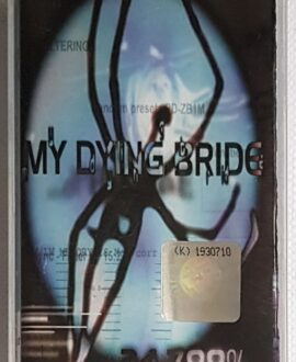MY DYING BRIDE 34.788% audio cassette